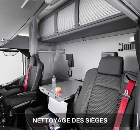 faire nettoyer son camion